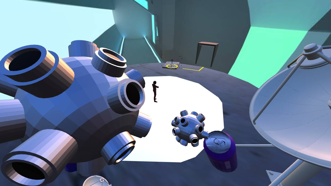Screenshot of The Identity Factory