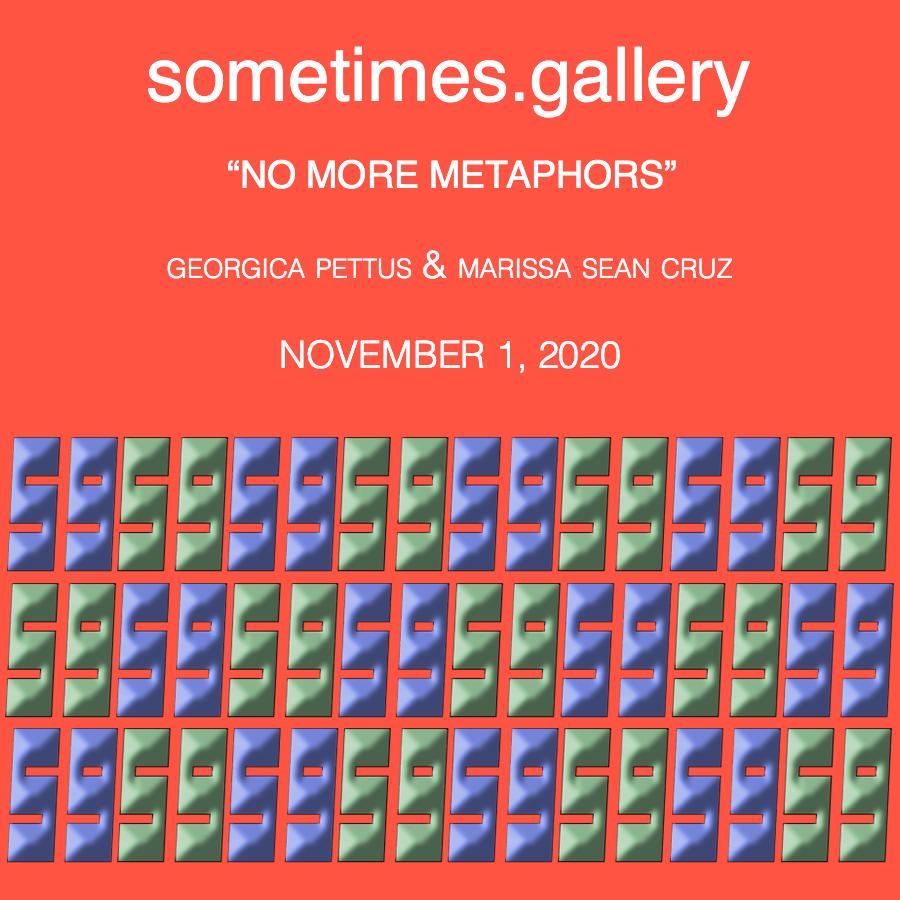 No More Metaphors