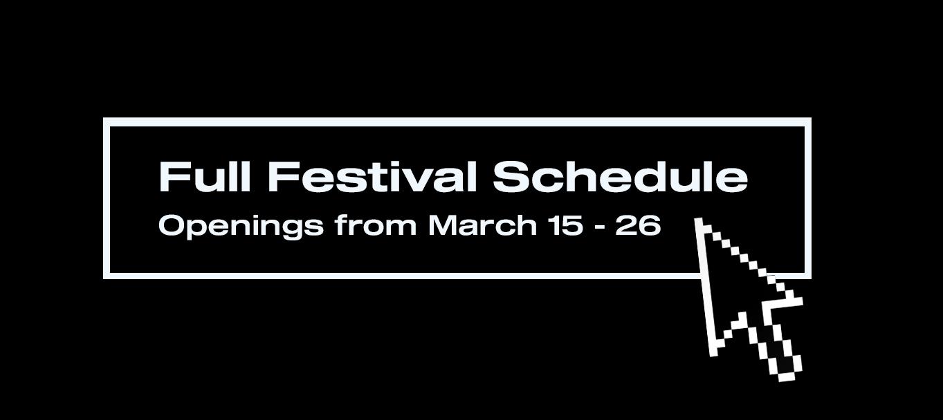Festival Schedule & Lineup